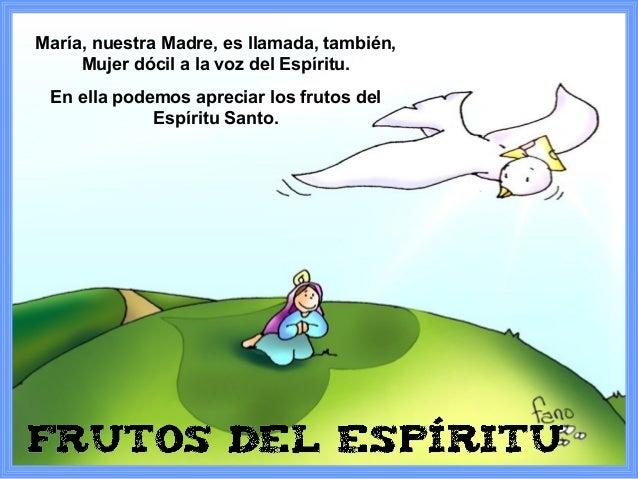 Catequesis Primera Unia N El Credo Para Colorear Espagnol: Los Dones Del Espíritu Santo Para Niños
