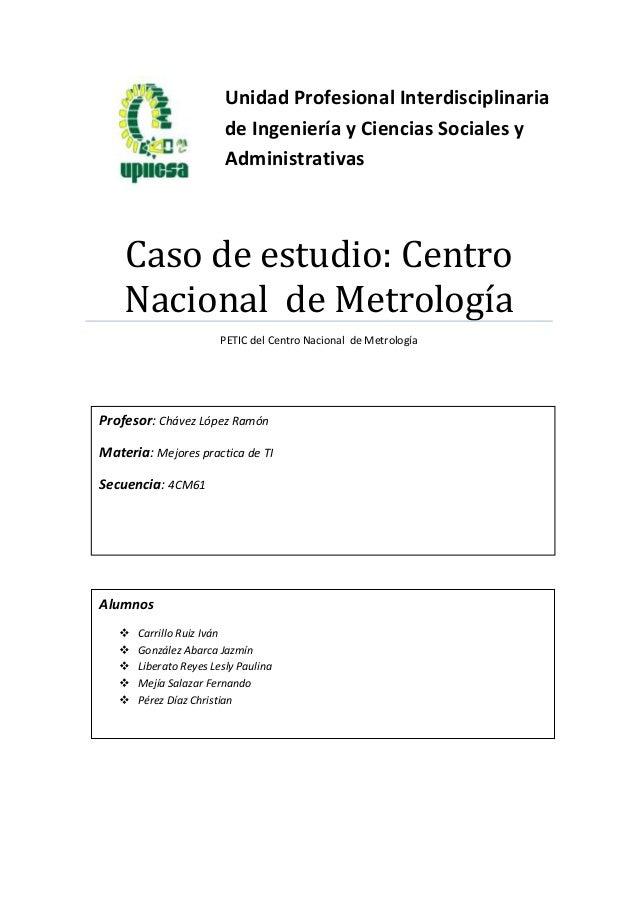 Unidad Profesional Interdisciplinaria                         de Ingeniería y Ciencias Sociales y                         ...