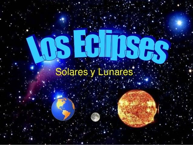 Solares y Lunares