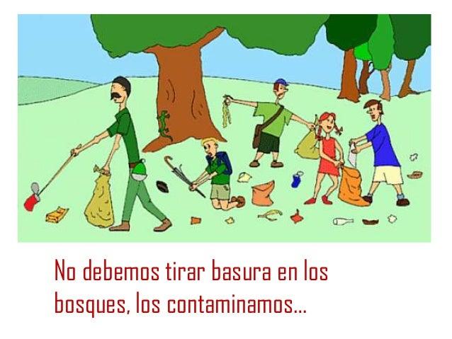 Los Enemigos Del Bosque