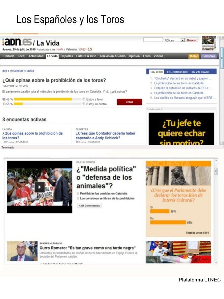 © 2008  F.A.A. All rights reserved Los Españoles y los Toros