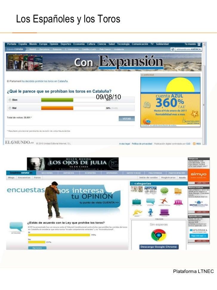 © 2008  F.A.A. All rights reserved 09/08/10 Los Españoles y los Toros