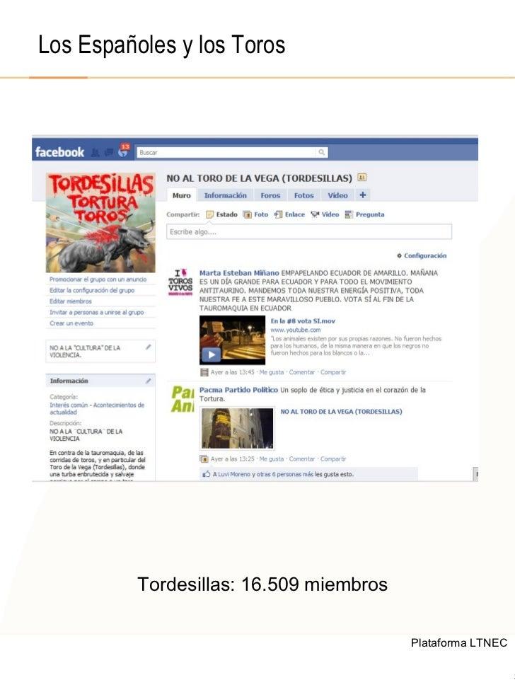 © 2008  F.A.A. All rights reserved Los Españoles y los Toros Tordesillas: 16.509 miembros