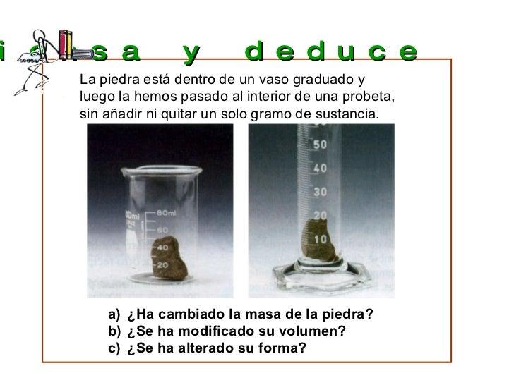 LOS ESTADOS DE LA MATERIA Slide 3