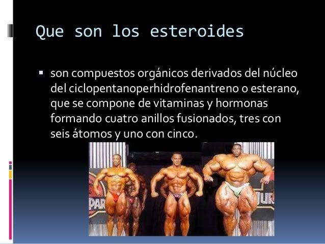 Q Son Los Lemures Los esteroides