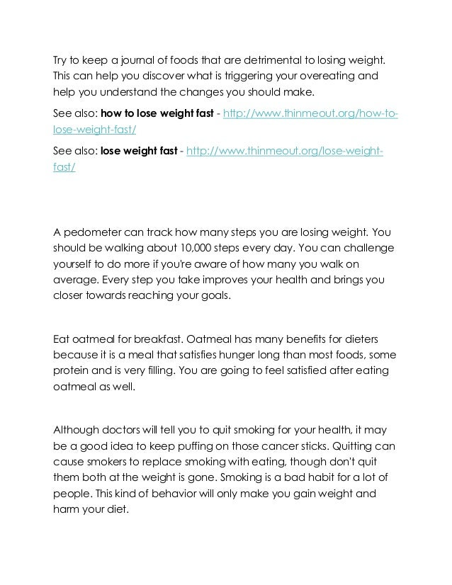 Weight loss tips twitter image 10