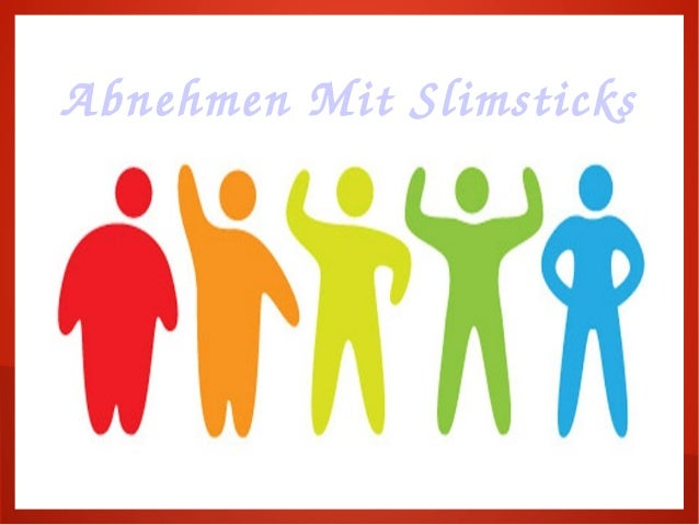 AbnehmenMitSlimsticks