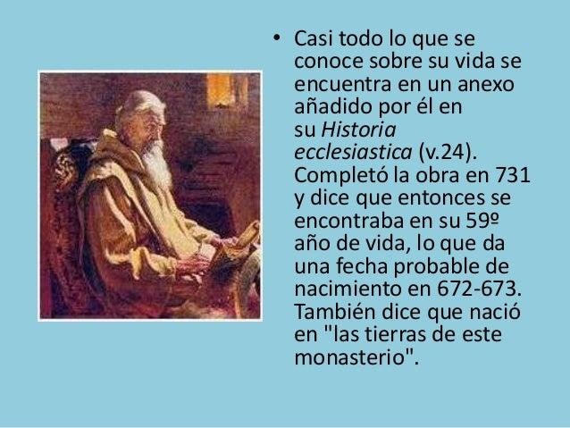 Historia ecclesiastical gentis anglorum online dating 2