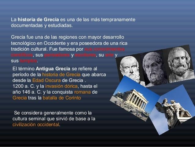 Parte III: Los griegos Slide 3