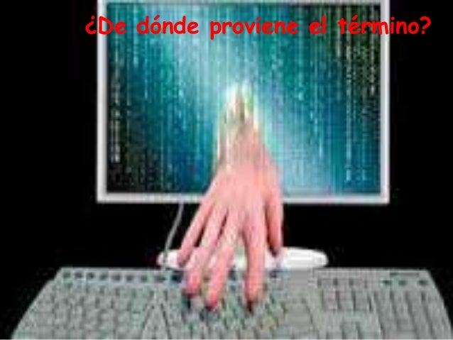 Los hackers Slide 3
