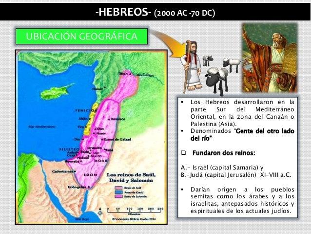 -Los Hebreos- Slide 2