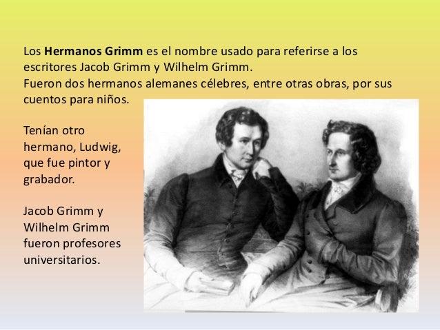 Los Grimm Sin Nombre Sin Faz Ni Silueta