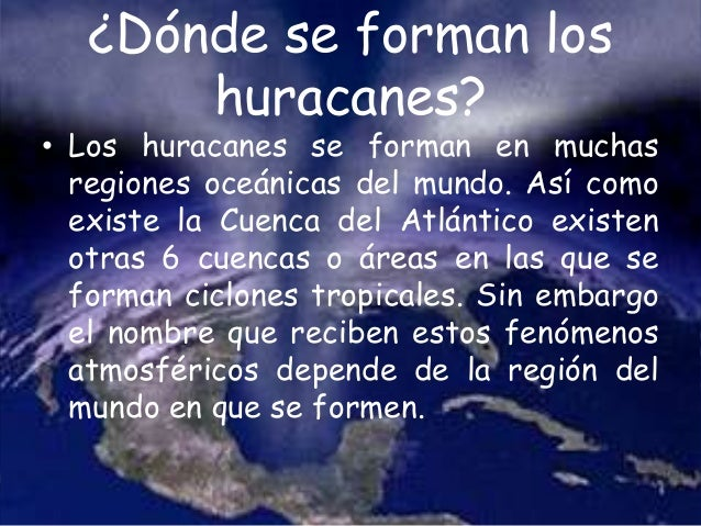 Los huracanes for Como se cocinan los percebes