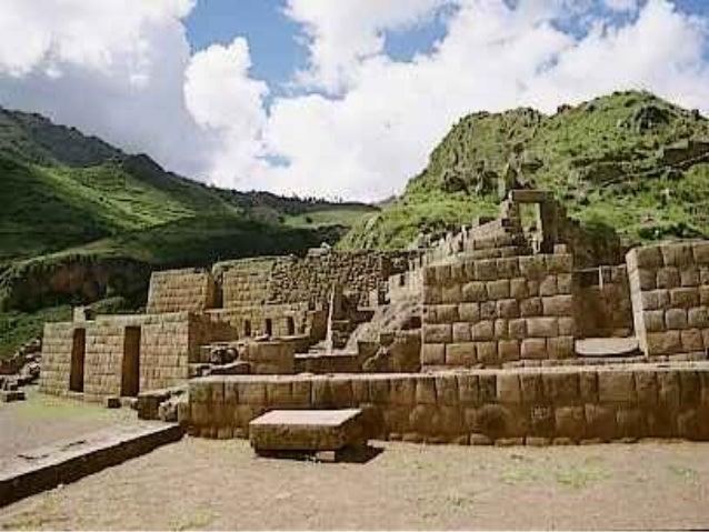 Los incas for Arquitectura quechua