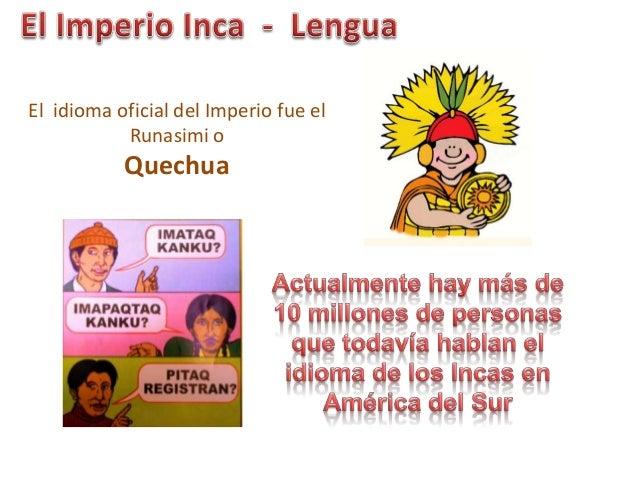 Los incas carlos - Escuela oficial de idiomas inca ...