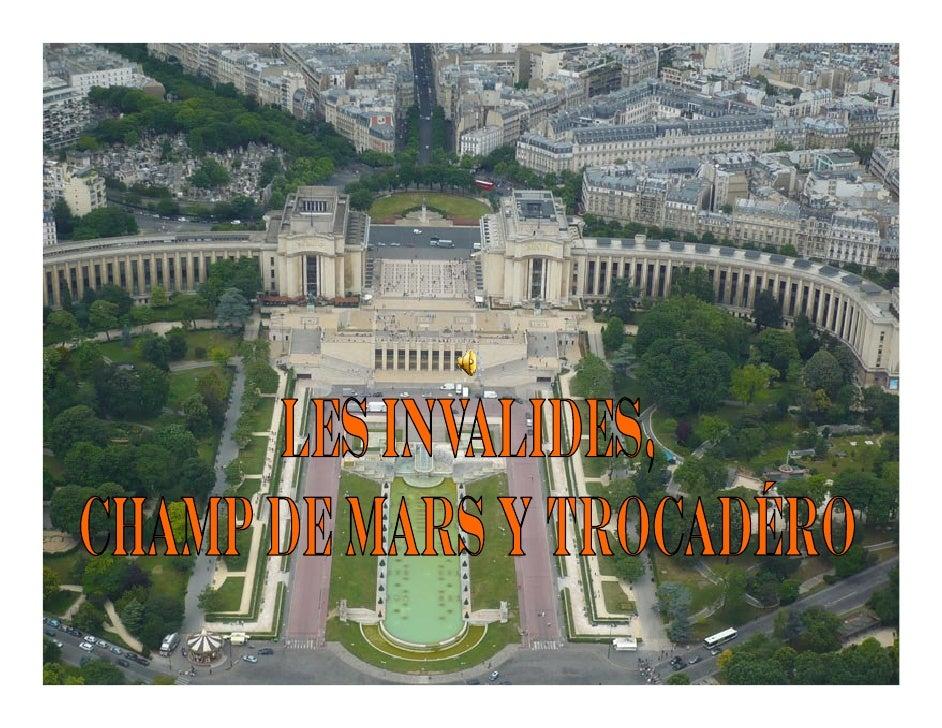El Palacio de Les Invalides surgió a iniciativa de Luís XIV, quien en 1670 decidió fundar un  hospital destinado a acoger ...