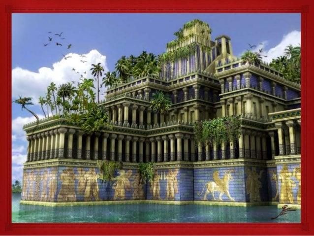 Los jardines colgantes de babilonia for Los jardines de la cartuja