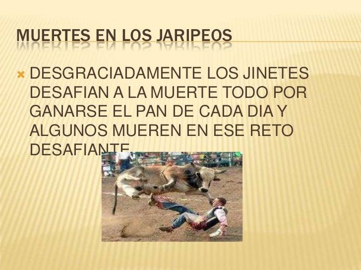 Los Jaripeos