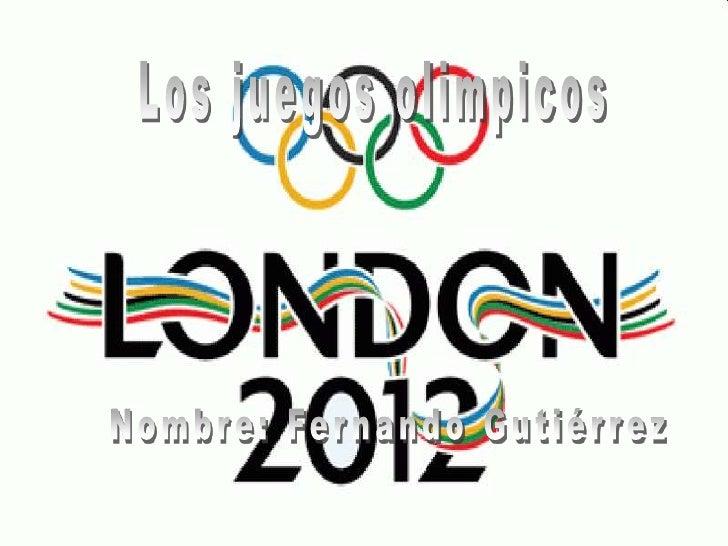 La Historia de los J.J.O.O.• La competencia olímpica es conocida desde la  antigüedad, los primeros reportes datan del año...