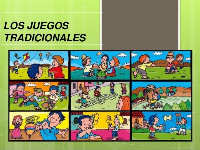 Láminas Para Colorear Juegos Tradicionales: Los Juegos Tradicionales