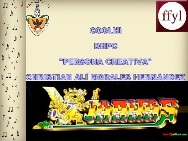 CREATIVIDAD • La Real Academia Española define creatividad como: Capacidad de creación. • CREAR: Establecer, fundar, intro...