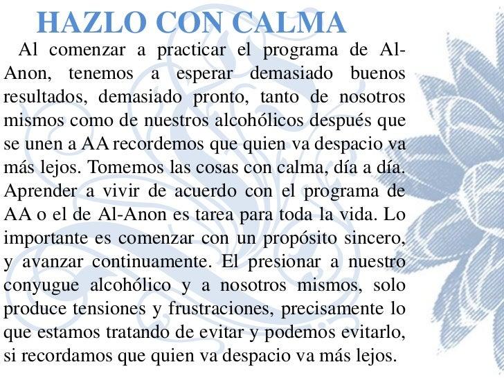 Mantra de la dependencia alcohólica bajar