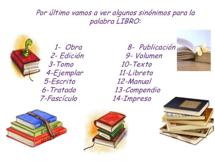 Los libros sus partes y tipos for Partes de una biblioteca