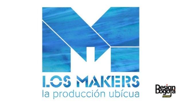 Exposición internacional de arte y diseño desde archivos digitales La fabricación ubicua es el fenómeno más radical y disr...
