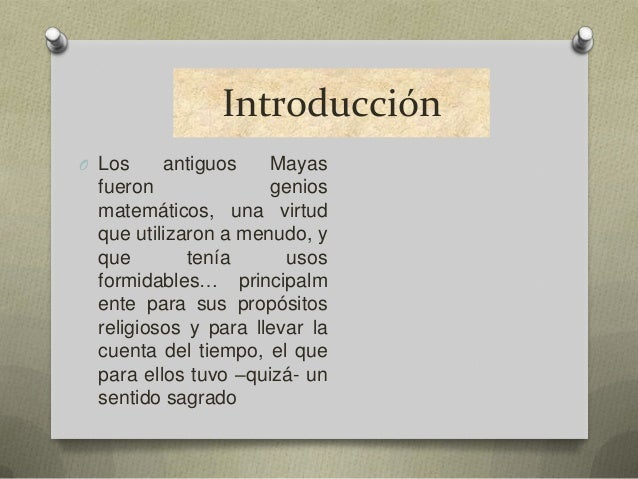 Los mayas Slide 2