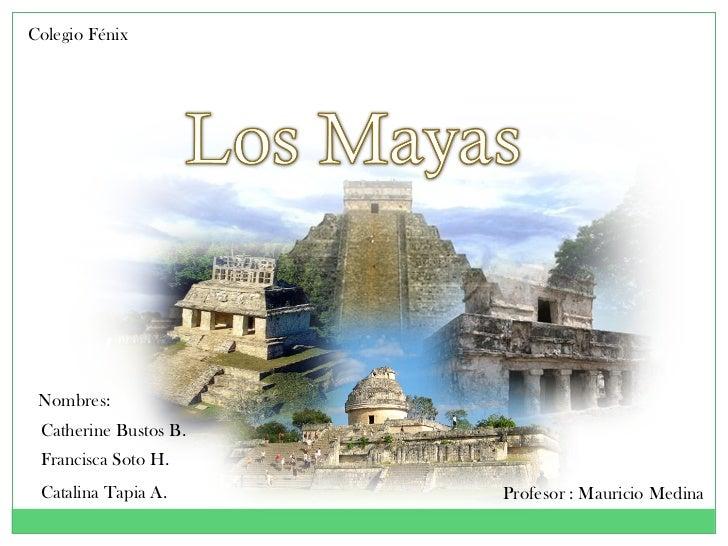 Los mayas 2011 historia for Informacion de la cultura maya
