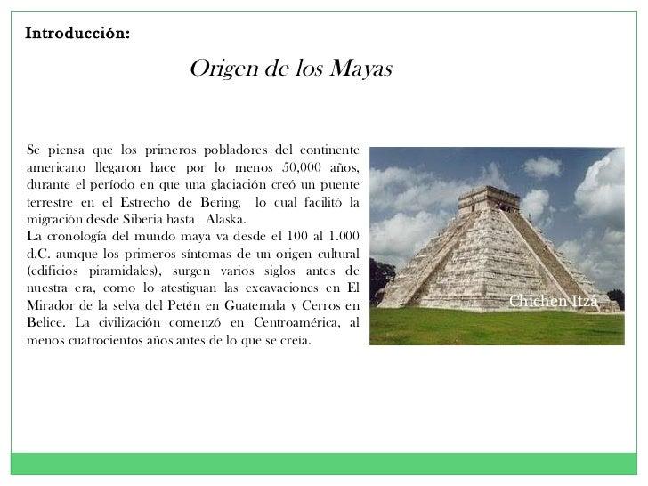 monografia de los mayas yahoo dating