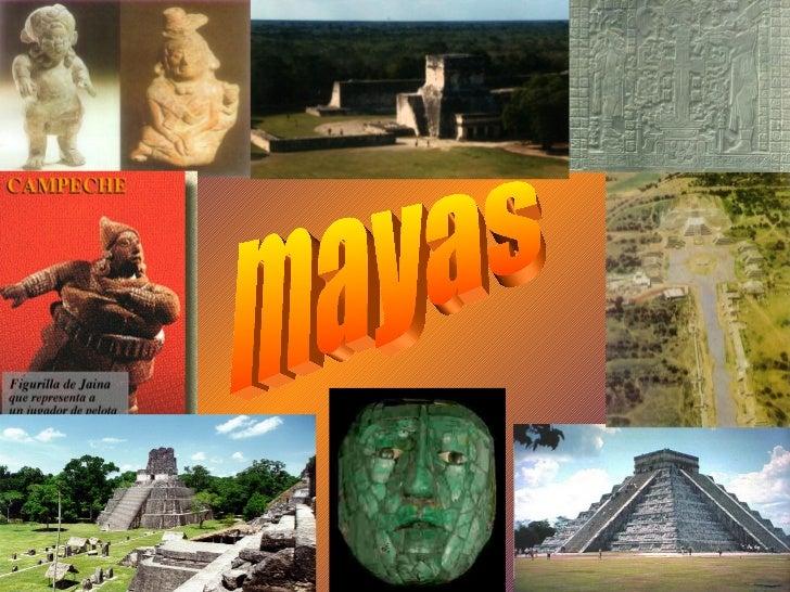 Los mayas breve historia for Informacion de la cultura maya