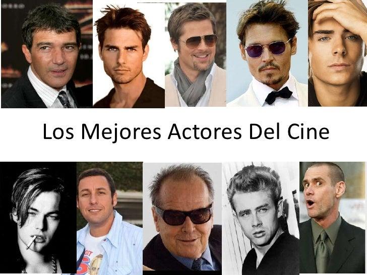 Los Mejores Actores Del Cine