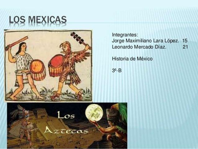 los mexicas