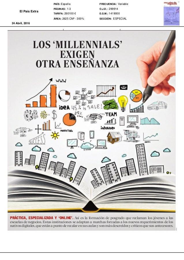 CUÁNTO CUESTA UN MBA, EL PRODUCTO ESTRELLA LOS CENTROS AFILAN SUS HERRAMIENTAS TECNOLÓGICAS MÁSTERES DIGITAL PRÁCTICA, ESP...