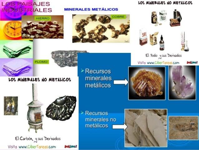 Los minerales en panam for Marmol caracteristicas y usos