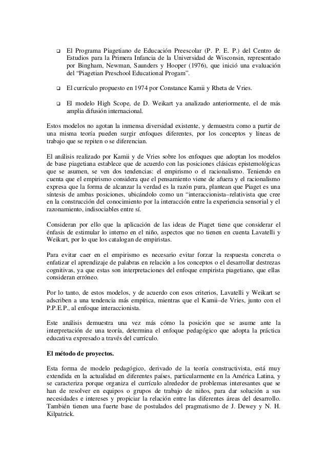 f6543e7bb Los modelos pedagógicos de la educación de la
