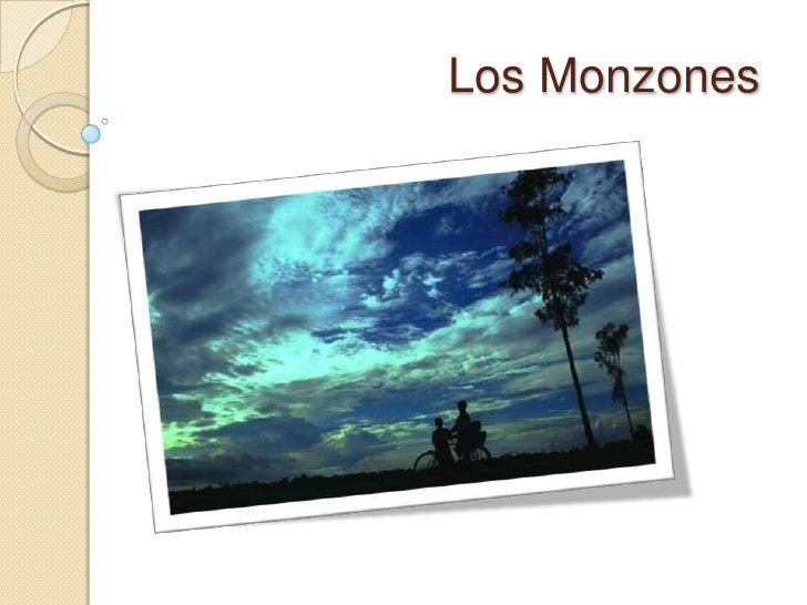 Los Monzones<br />