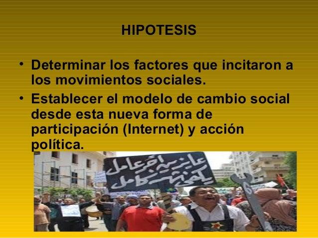 Los movimientos sociales en la era de internet Slide 3