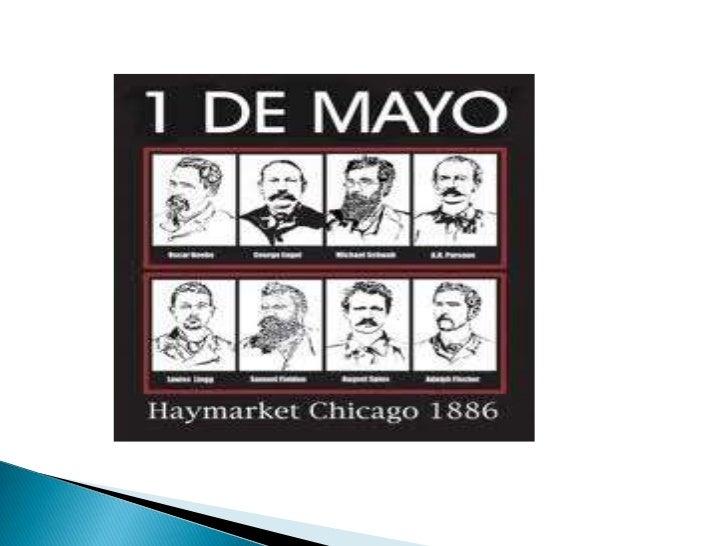 Los m rtires de chicago 1ero de mayo for Gimnasio 1 de mayo