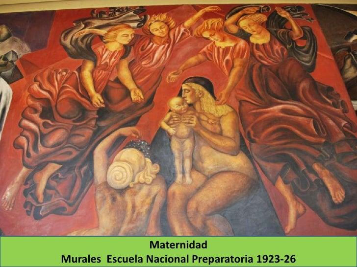 Los Muralistas Mexicanos Ii Orozco