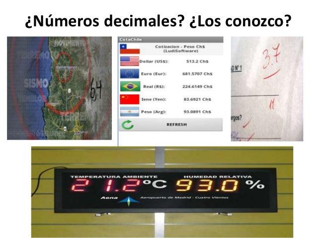 Los números decimales: una breve introducción Slide 2
