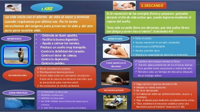 Los ocho remedios naturales y sus beneficios Slide 2