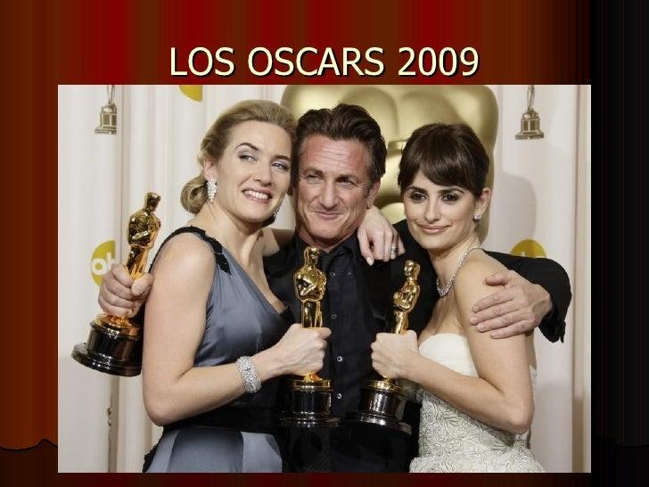 LOS OSCARS 2009 Ganadores de los premios