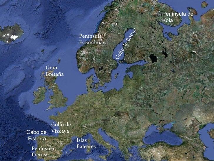 Los paisajes de europa y los de españa Slide 3