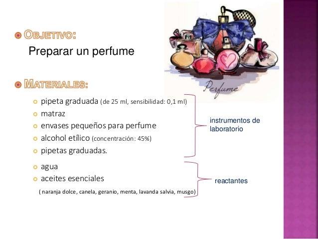 Los perfumes  Slide 2
