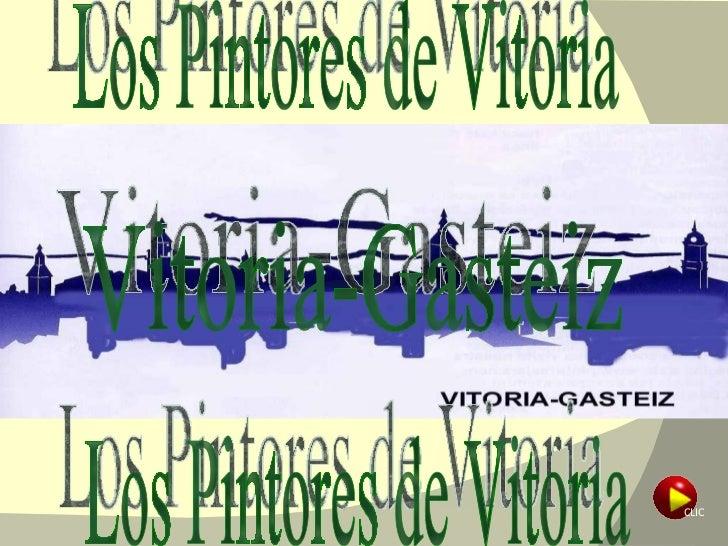 Los pintores de Vitoria (nx power lite)