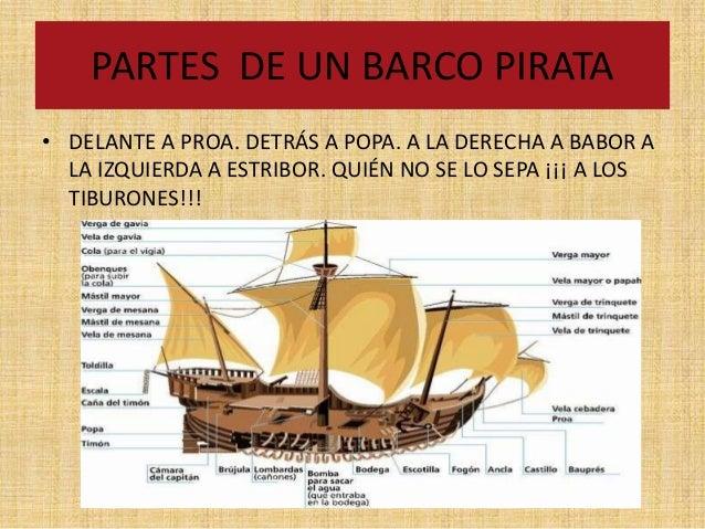 Atado con una cuerda en un barco pirata 3