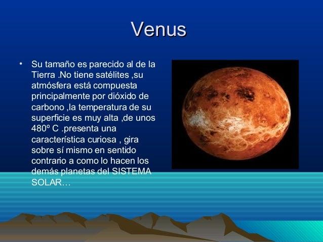 Los planetas interiores rodrigo - Caracteristicas de los planetas interiores ...