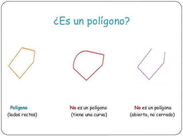 Resultado de imagen de ficha para trabajar la diferencia entre los polígonos de las lineas curvas